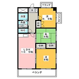 ひまりビル[7階]の間取り