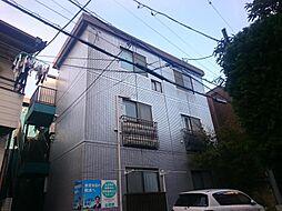 ルネサンス栗田[2階]の外観