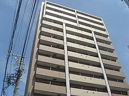 プレサンス鶴舞公園WEST[10階]の外観