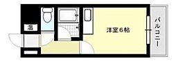PLEAST警弥郷[403号室]の間取り