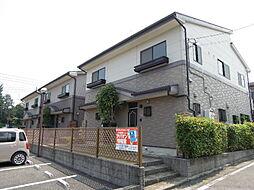 [テラスハウス] 埼玉県坂戸市にっさい花みず木6丁目 の賃貸【/】の外観