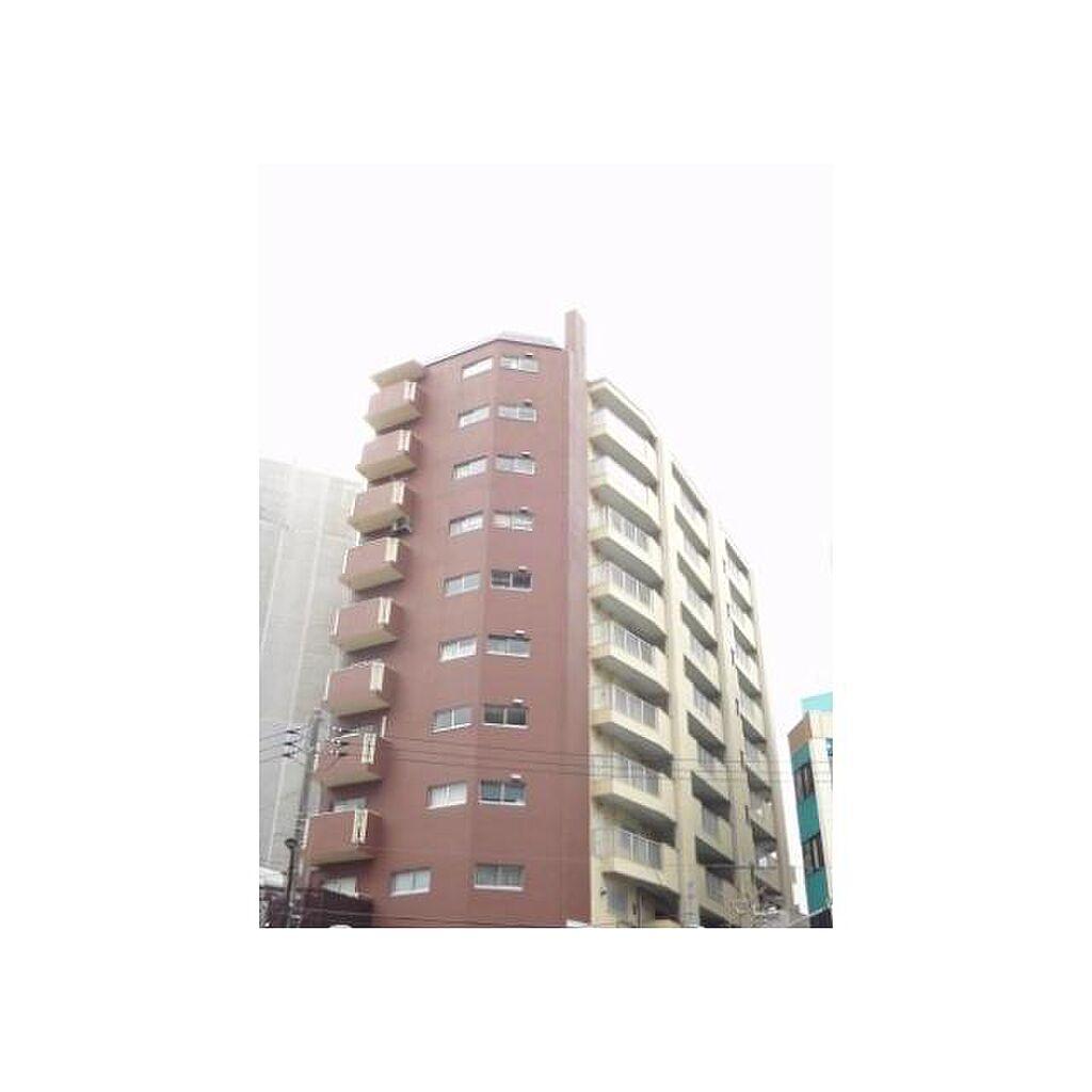 外観(鉄骨鉄筋コンクリート造11階建)