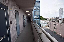 プロスパーハイツ古市[6階]の外観