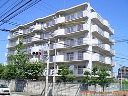 福岡県春日市大谷4丁目の賃貸マンションの外観