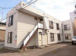 札幌市営南北線 中の島駅 徒歩20分の賃貸アパート
