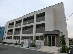 埼玉県さいたま市西区清河寺の賃貸マンションの外観