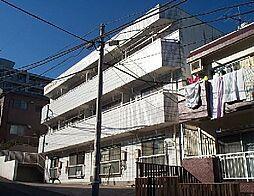 神奈川県横浜市鶴見区下末吉6丁目の賃貸マンションの外観