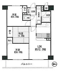 キングマンション福島2 9階部