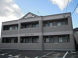 愛知県小牧市大字池之内の賃貸アパートの外観