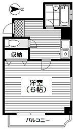 ロジュマン大裕[303号室号室]の外観