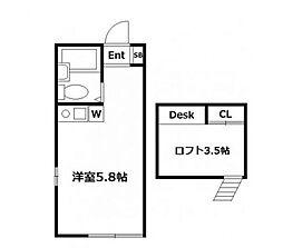 マイプラン新桜台[2階]の間取り