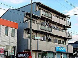 京都府久世郡久御山町藤和田村西の賃貸マンションの外観