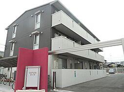 大阪府堺市西区鳳西町2丁の賃貸アパートの外観