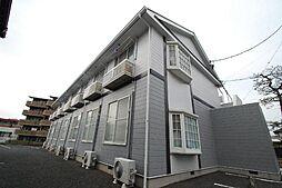M one court 鹿子[2階]の外観