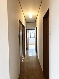 1F廊下。