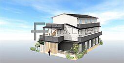 仮称 上京区北玄蕃町共同住宅[201号室]の外観