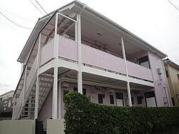 プラザ君津A[2階]の外観