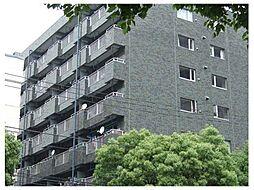 東京都中央区勝どき5丁目の賃貸マンションの外観