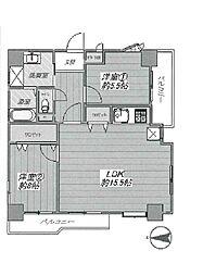 ノバカネイチ堂島 2階