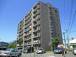 北海道札幌市東区北四十一条東20丁目の賃貸マンションの外観