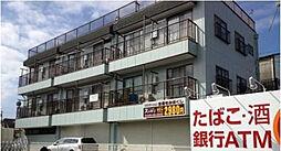 神奈川県秦野市平沢の賃貸アパートの外観