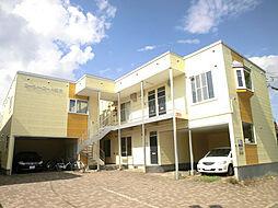 コージーコート西岡[2階]の外観