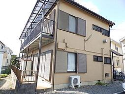 第一小沢荘[1F西号室]の間取り