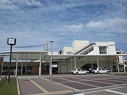 JR野州駅