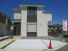 同仕様イメージ建物です。2017年9月完成予定です。現地見学会のお客様は事前にご連絡お願いします。