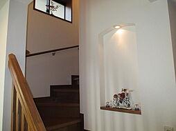 階段1から2階