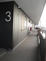 レナジア君津[301号室]の外観