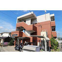 京都府相楽郡精華町下狛の賃貸マンションの外観