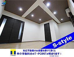 森田ハイツ リノベーション[1階]の外観