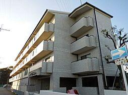 大阪府豊中市利倉西1丁目の賃貸マンションの外観