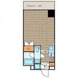 Premium Residence kawasaki[5階]の間取り