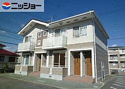 アンジェの郷A[1階]の外観