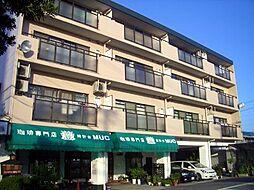 大阪府堺市堺区旭ヶ丘中町1丁の賃貸マンションの外観