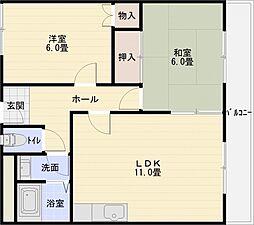 プレアール本郷[3階]の間取り