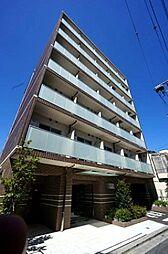 東京都江東区東砂7丁目の賃貸マンションの外観