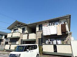 セジュール富士見台A[1階]の外観