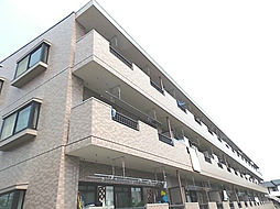 ホルツハイム[1階]の外観