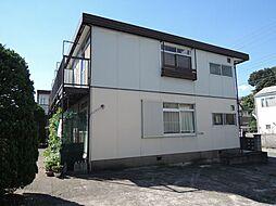 エクセラピエース新松戸 B[103号室]の外観