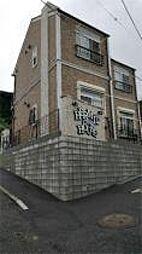ハーミットクラブハウスキアーヴェ[1階]の外観