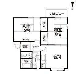サンドーム西駅 4.2万円