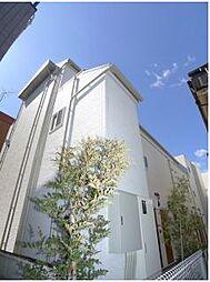 東京都品川区東大井2丁目の賃貸アパートの外観