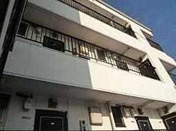 大阪府大阪市東住吉区田辺3丁目の賃貸マンションの外観
