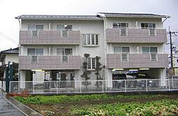 ヒルサイドヴィレッジ2番館[3B-1号室]の外観