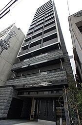 プレサンス堺筋本町駅前[5階]の外観