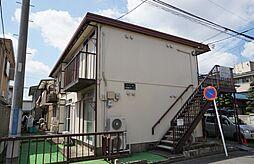 コーポ旭[1階]の外観