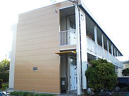 レオパレスウィル[106号室]の外観